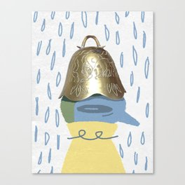 Bell Hat Canvas Print