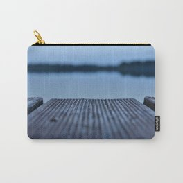 Dusk at the Dock  Carry-All Pouch