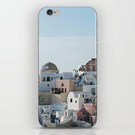 Greece Villas iPhone Skin
