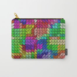 sweeping pattern 01 Carry-All Pouch