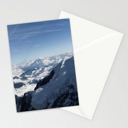 Mont Blanc . 10 Stationery Cards