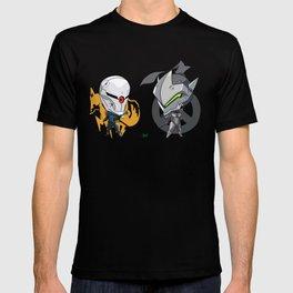 Cyborgs Unite T-shirt