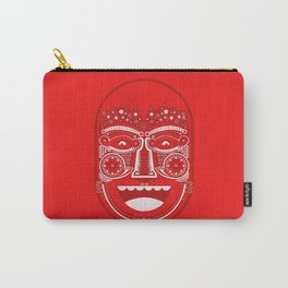 Red Is Mad Carry-All Pouch