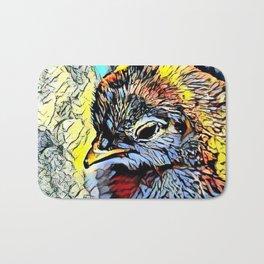 Color Kick - Chick Bath Mat