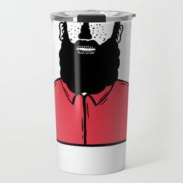 BearD Guy Travel Mug