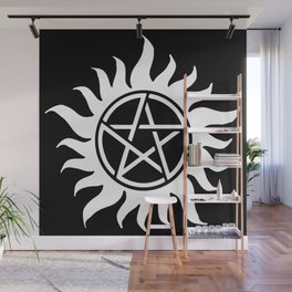 Supernatural Wall Murals | Society6