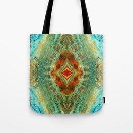 acrylic 3 Tote Bag