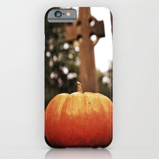 October spirit iPhone & iPod Case
