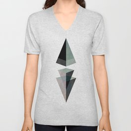 Solids Invasion Unisex V-Neck