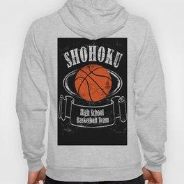 Shohoku - label whiskey style Hoody