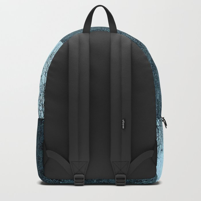 The Road Curves Upward Backpack
