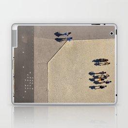 Lisbonne à l'envers Laptop & iPad Skin