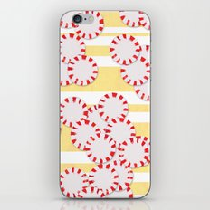 moves in red and yellow parts iPhone & iPod Skin