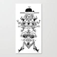 Hellmouth Canvas Print