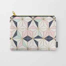mod geo star Carry-All Pouch