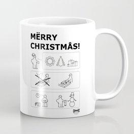 How To Have A Merry Christmas Coffee Mug