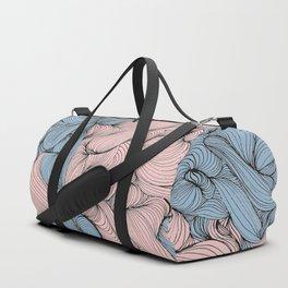 In Mixed Company Duffle Bag