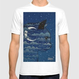 LUNA CAT by Raphaël Vavasseur T-shirt