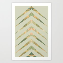 chiak barley Art Print