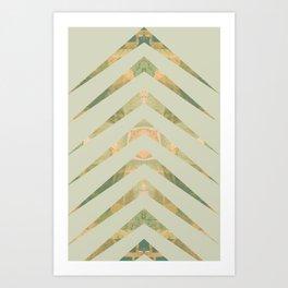 chiak barley Art Print