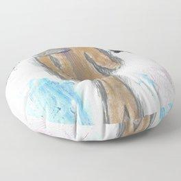 1980s Series No. 1 Floor Pillow