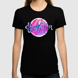 Thunder (pink and blue) T-shirt