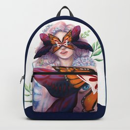The Butterfly Mask Backpack