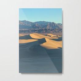 Dunes Metal Print
