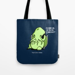 Prank Call of Cthulhu Tote Bag