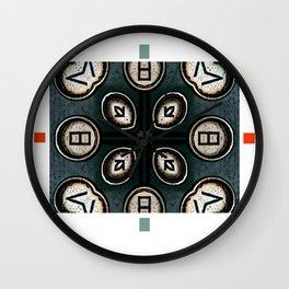 keystrokes 4 Wall Clock
