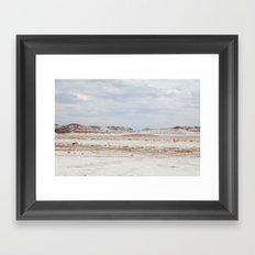 The Painted Desert Framed Art Print