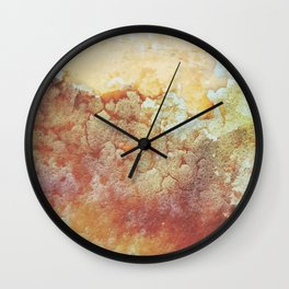 """Off the wall"" Wall Clock"