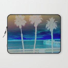 California Beach Sunset Laptop Sleeve