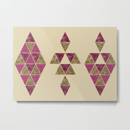 variable geometry Metal Print