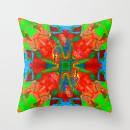 Shani-Sir Parker Throw Pillow