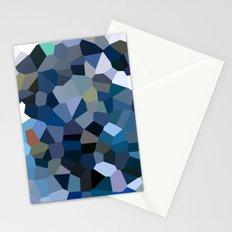 Sky Blue Moon Mountain Dreams Stationery Cards