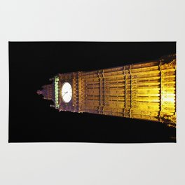 Big Ben – Paint & Poster Effect Rug