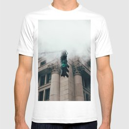 Steam in the city T-shirt