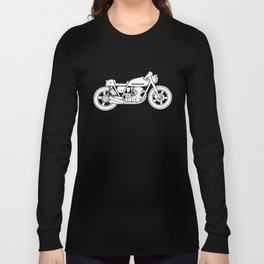 Honda CB750 - Café racer series #1 Long Sleeve T-shirt