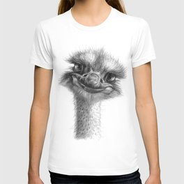 Hello-you ostrich sk130 T-shirt
