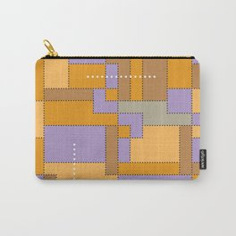 Perforations Carry-All Pouch
