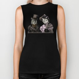 The Owl and the Pussycat Biker Tank