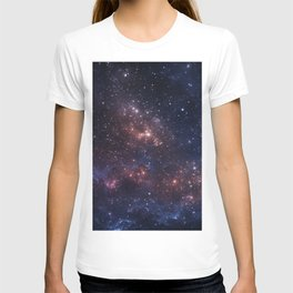 Stars and Nebula T-shirt