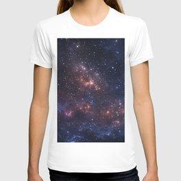 Stars and Nebula T-shirt