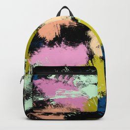 Dabs of paint Backpack