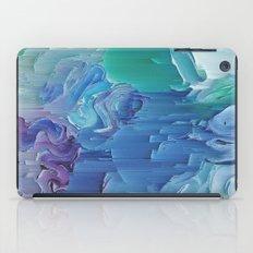 Delicate Deconstruction iPad Case