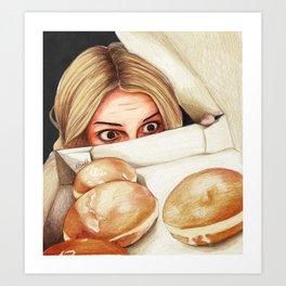 Rydel Lynch  Art Print