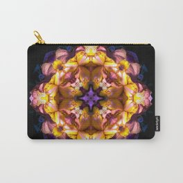 Purple Panther Carry-All Pouch
