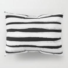 Black and White Stripes II Pillow Sham