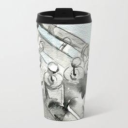 Tuba pistons Travel Mug